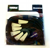 Thule Bike carrier straps